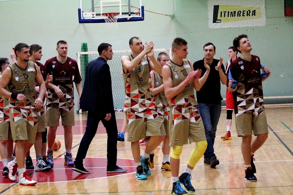 Gargždų SC krepšininkai ketvitfinalyje
