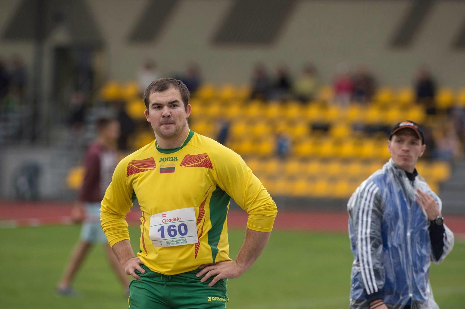 Šarūnas Banevičius – Lietuvos čempionas
