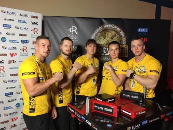 Klaipėdos rajono rankų lenkikė dalyvavo Pasaulio taurės turnyre