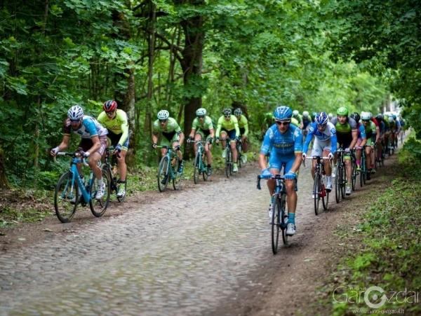 Geriausių šalies dviratininkų kovos grįžta į Gargždus