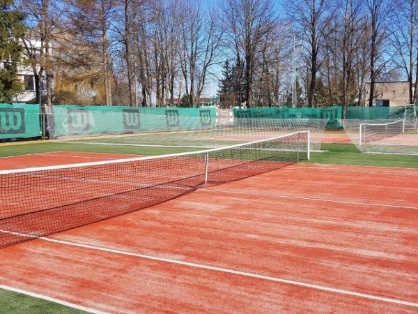 Kviečia registruotis į teniso turnyrą