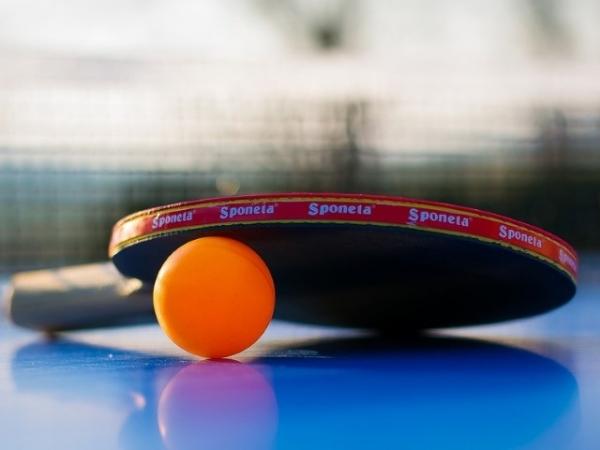Sporto centre – seniūnijų stalo teniso varžybos