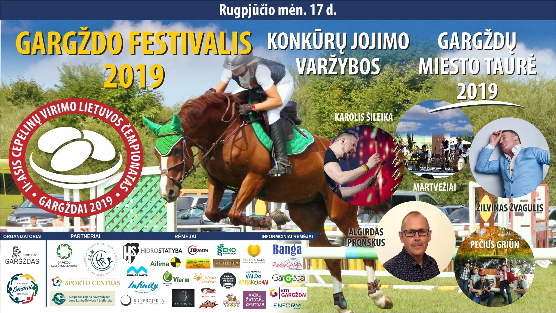 Gargždo festivalis 2019