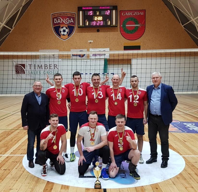 Lietuvos valstybės atkūrimo dienos tinklinio turnyre – gargždiškių pergalės
