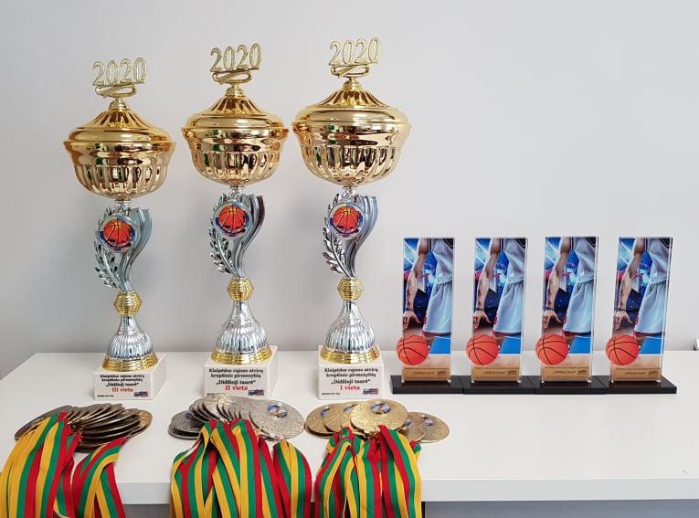 Klaipėdos rajono krepšinio pirmenybės – finišo tiesiojoje