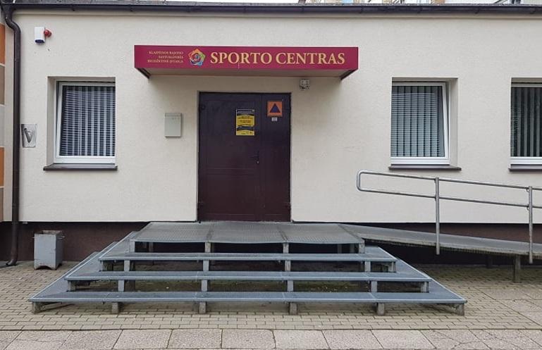 Aktuali informacija tėvams, kurių atžalos lanko Klaipėdos rajono BĮ sporto centre vykstančius sporto užsiėmimus