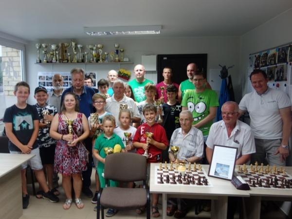 Gargžduose paminėta Tarptautinė šachmatų diena