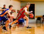 Jaunieji Gargždų krepšininkai kovoja dėl patekimo į A divizioną