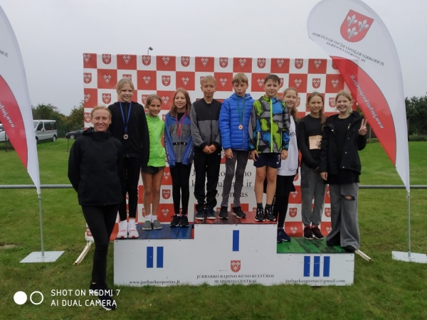 Lengvosios atletikos varžybose – medalių lietus