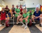 Tarptautinis sunkiosios atletikos turnyras pažėrė medalių ir taurių gargždiškiams
