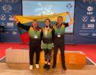 Sunkiaatletė Lijana Jakaitė – Europos jaunimo čempionė